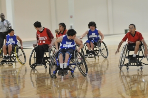 nwba wheelchair basketball borp dreamcourts