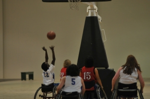 borp disabled sports nwba dreamcourts wheelchair basketball